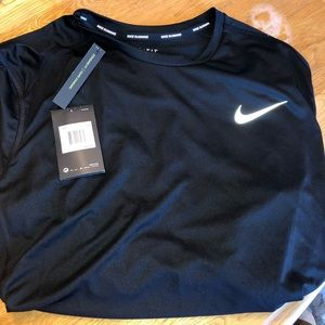Men's long sleeve dri fit shirt